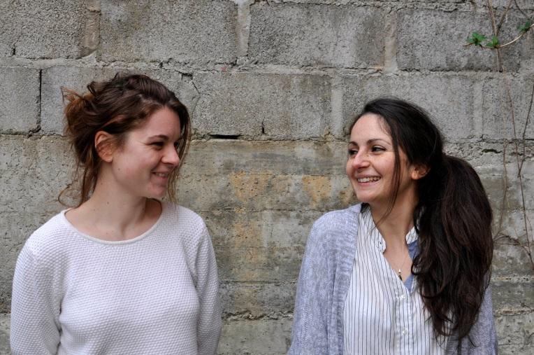 Le duo CandiD Irina Pentecouteau et Cécile Laporte, Atelier TA - Toulouse