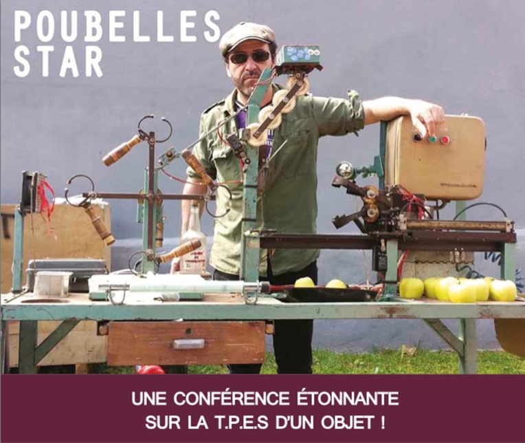 Atelier TA Toulouse - Performance Poubelle Star