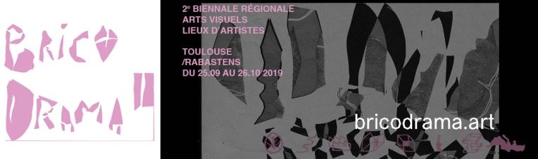 Bannière Bricodrama II - Atelier TA Arts Visuels Lieux d'Artistes